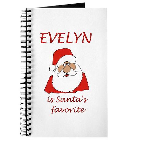 Evelyn Christmas Journal