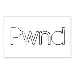 Pwn Rectangle Decal