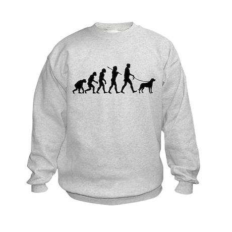 Greater Swiss Mountain Dog Kids Sweatshirt