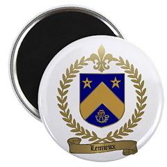 LEMIEUX Family Magnet