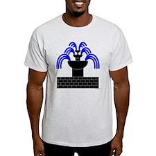Fontaine Dans Sable Light T-Shirt