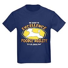 The Secret to Poodle Agility T