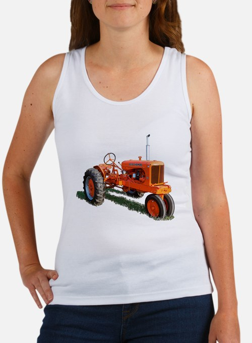 Model WC Women's Tank Top