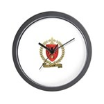 LENEUF Family Wall Clock