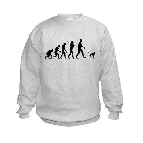 Italian Greyhound Kids Sweatshirt