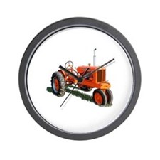 Chalmers grandpa agriculture Wall Clock