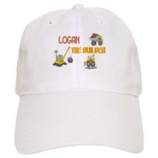 Logan the Builder Baseball Cap
