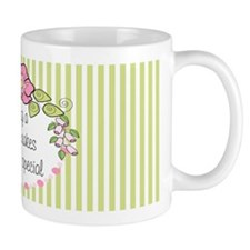 Being A Yia Yia Makes Everyday Special Small Mug