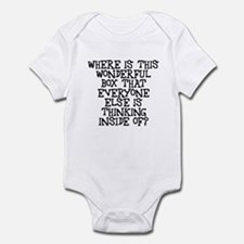 where is this wonderful box Infant Bodysuit