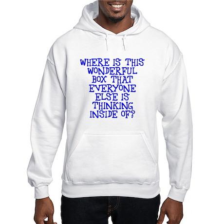 where is this wonderful box Hooded Sweatshirt