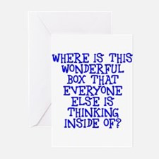 where is this wonderful box Greeting Cards (Pk of