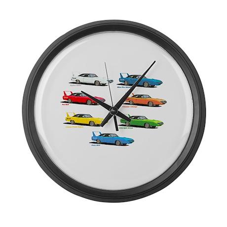 Cars Clocks Cars Wall Clocks Large Modern Kitchen Clocks