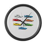 Plymouth superbird Giant Clocks