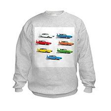 Super Colors Sweatshirt