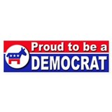 Proud to be a democrat 10 Pack