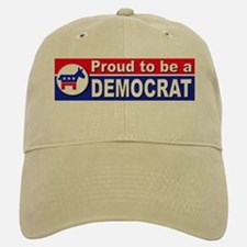 Proud to be a Democrat Baseball Baseball Cap