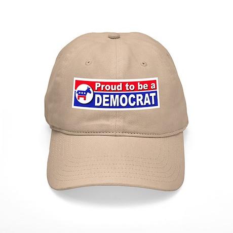 Proud to be a Democrat Cap
