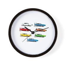 Unique Superbird Wall Clock