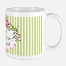 Being A Great Grandma Special Small Small Mug