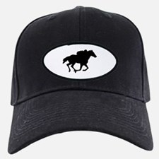Funny Race day Baseball Hat