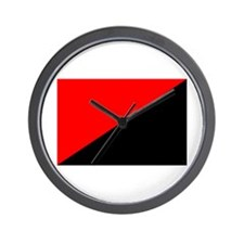 Anarcho-Communist Wall Clock