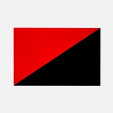 Anarcho-Communist Rectangle Magnet (10 pack)