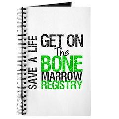 GetOnThe Bone Marrow Registry Journal