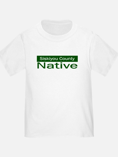 Siskiyou Native T