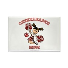 TJHS Cheerleader Mom Rectangle Magnet