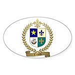L'ETOILE Family Oval Sticker