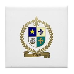 L'ETOILE Family Tile Coaster
