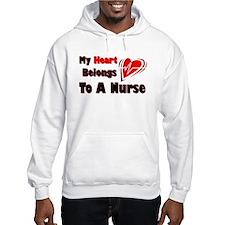 My Heart Nurse Hoodie