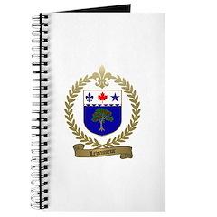 LEVASSEUR Family Journal