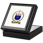 LEVASSEUR Family Keepsake Box