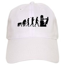 Printing Evolution Baseball Cap