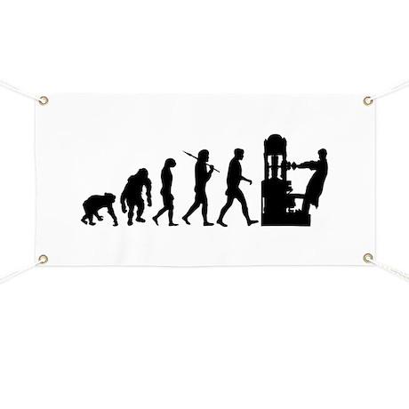 Printing Evolution Banner