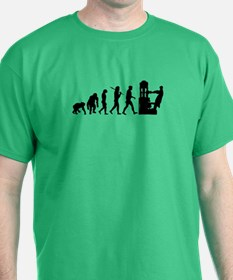 Printing Evolution T-Shirt