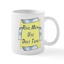 Real Men Use Duct Tape Mug