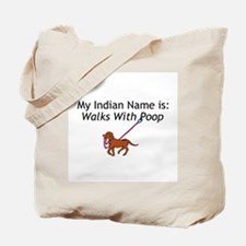 Indian Name Tote Bag