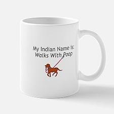 Indian Name Mug