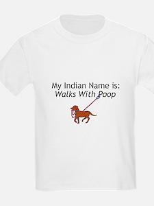 Indian Name T-Shirt