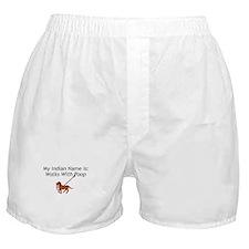 Indian Name Boxer Shorts