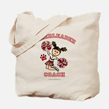 TJHS Cheerleader Coach Tote Bag
