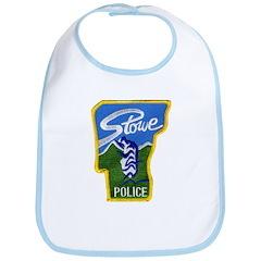 Stowe Police Bib
