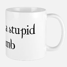 What a Stupid Lamb Mug