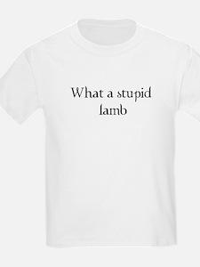 What a Stupid Lamb T-Shirt