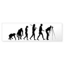 Land Surveying Surveyors Bumper Bumper Sticker