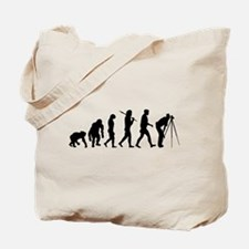 Land Surveying Surveyors Tote Bag