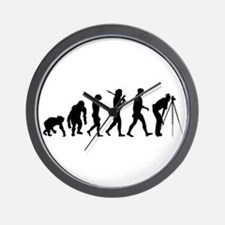 Land Surveying Surveyors Wall Clock