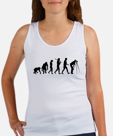 Land Surveying Surveyors Women's Tank Top